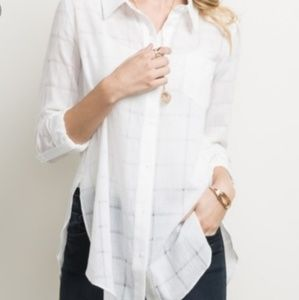 Anthropologie Mystree Top New With Tags